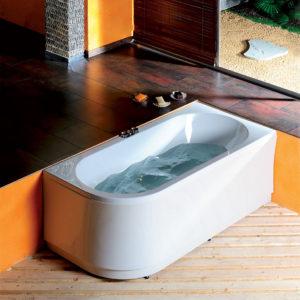 Акриловая ванна ALPEN Viva 185 R