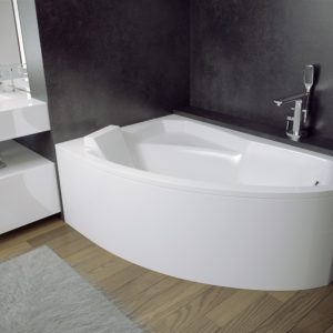 Акриловая ванна BESCO Rima 160 L