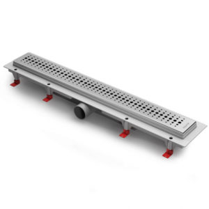 Водоотводящий желоб ALPEN Basic ALP-1050/50B1