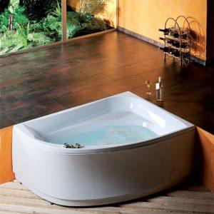 Акриловая ванна ALPEN Tanya 160 R