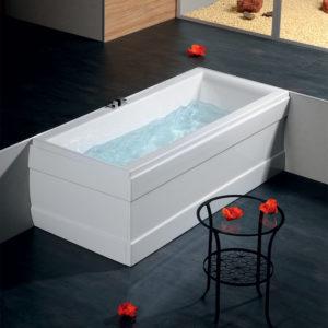 Акриловая ванна ALPEN Cleo 160x75