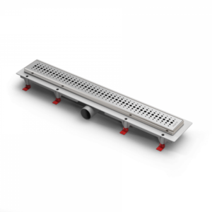 Водоотводящий желоб ALPEN Basic ALP-1050/50BN1 с рамкой