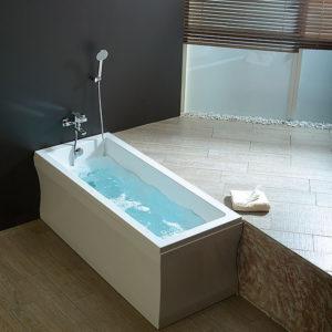 Акриловая ванна ALPEN Noemi 160