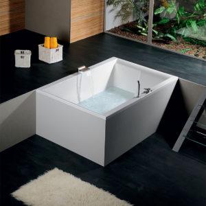 Акриловая ванна ALPEN Dupla 180
