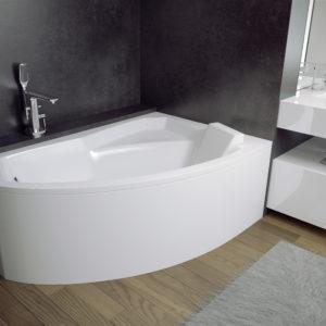 Акриловая ванна BESCO Rima 130 P