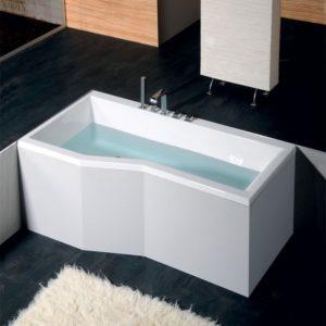 Акриловая ванна ALPEN Versys 170 L