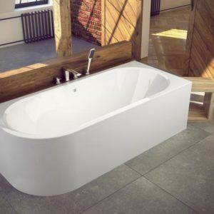 Акриловая ванна BESCO Avita 170 P