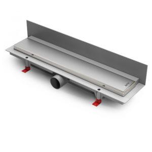 Водоотводящий желоб ALPEN Klasic/Floor ALP-450KN3 к стене с рамкой