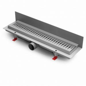 Водоотводящий желоб ALPEN Basic ALP-450B3 для монтажа вплотную к стене