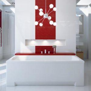 Акриловая ванна BESCO Optima 170