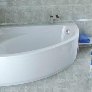 Акриловая ванна BESCO Cornea 150 Comfort L