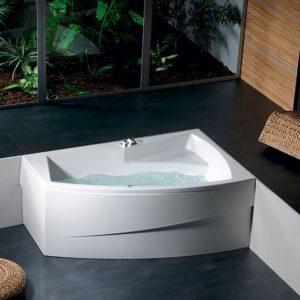 Акриловая ванна ALPEN Evia 160 R