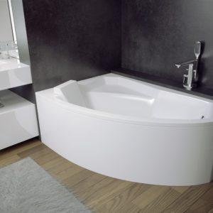Акриловая ванна BESCO Rima 140 L