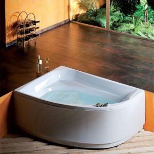 Акриловая ванна ALPEN Tanya 160 L