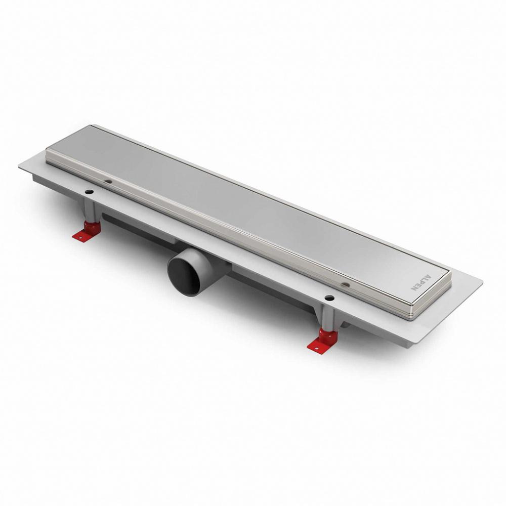 Водоотводящий желоб ALPEN Klasic/Floor ALP-450KN с рамкой