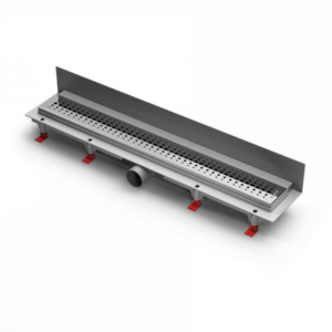 Водоотводящий желоб ALPEN Basic ALP-650B2 для монтажа вплотную к стене