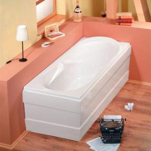 Акриловая ванна ALPEN Adriana 160