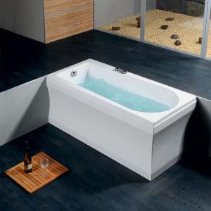 Акриловая ванна ALPEN Lisa 160
