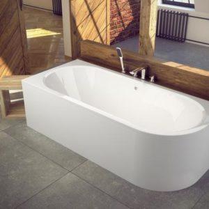 Акриловая ванна BESCO Avita 150 L