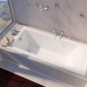 Акриловая ванна ALPEN Alaska 180