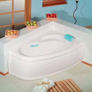 Акриловая ванна ALPEN Naos 158 R