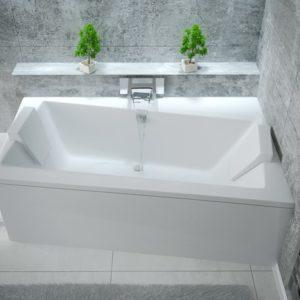 Акриловая ванна BESCO Infinity 150 P