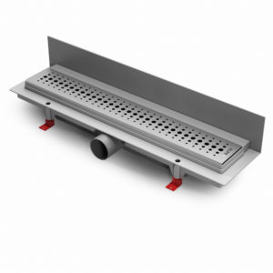 Водоотводящий желоб ALPEN Basic ALP-350B2 для монтажа вплотную к стене