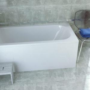 Акриловая ванна BESCO Continea 140