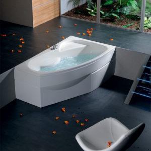 Акриловая ванна ALPEN Mamba 170 R