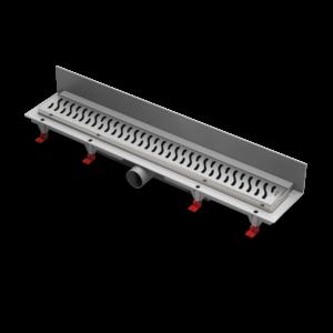 Водоотводящий желоб ALPEN Harmony ALP-750HN2 к стене с рамкой