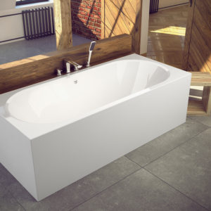 Акриловая ванна BESCO Vitae 180